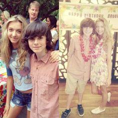 Chandler and Hana Hayes