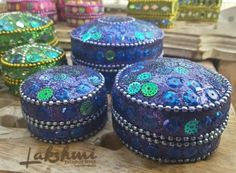 caixinhas Kashmere, decoração indiana, bohostyle, decoração étnica (5)
