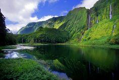Ilha das Flores Açores Portugal