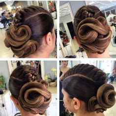 Bday hairstyle
