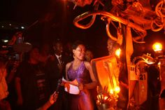 The launch of Freedom! in Port-au-Prince before the sculpture was shipped over to the International Slavery Museum in Liverpool; Slavery Museum, Port Au Prince, Photo Credit, Liverpool, Freedom, Neon Signs, Christian, Sculpture, Artist