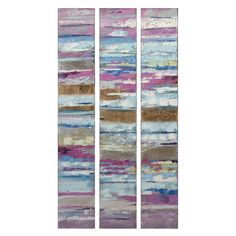3-Piece Oil Painting Print & Reviews | Joss & Main