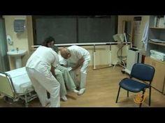 Movilización de pacientes en el medio hospitalario
