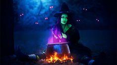 Evil witch | photo manipulation photoshop tutorial | photo effects