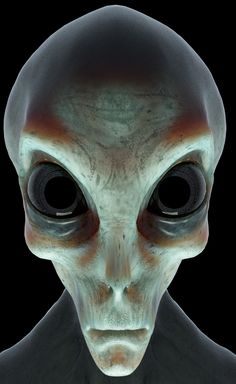 Alien Pictures, Arte Alien, Alien Aesthetic, Alien Creatures, Aliens And Ufos, Creepy Art, Milky Way, Sci Fi, Lion Sculpture