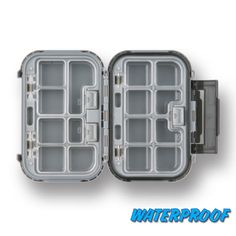 Small 16-Compartment Blue Ribbon™ Fly Box