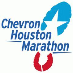 to finish the Chevron Houston Marathon..ah..maybe someday!!