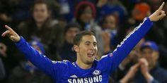 Bola Mania: Hazard Akui Mourinho Ingin Dirinya Seperti Messi D...