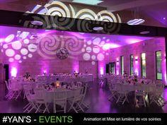 Dj Animation, Deco Led, Rose, Chandelier, Events, Ceiling Lights, Lighting, Home Decor, Pink