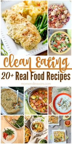 20+ Clean Eating Rec