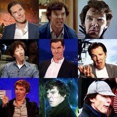 Those faces tho omg