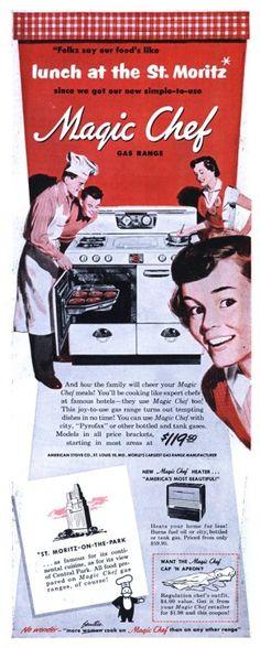 Magic Chef - 19501100 WHC