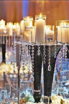 15 Beautiful Wedding Light Ideas ❤ See more: http://www.weddingforward.com/wedding-light-ideas/ #weddings #decorations