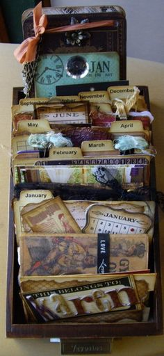 Image detail for -have to say this 7gypsies library drawer project is consuming me i ...
