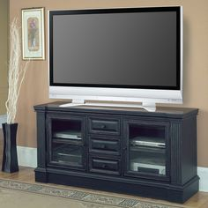 Have to have it. Parker House Venezia 65-Inch TV Stand with Power Center - $912.87 @hayneedle