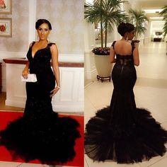 We love this black dress of @julietibrahim