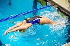 Goucher #college swimming