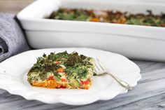 Vegetarian Egg Casserole Recipe