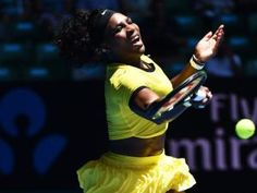 Dominant Serena charges into third round - http://yodado.co.za/dominant-serena-charges-into-third-round/