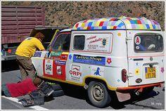 4L TROPHY - Renault 4 Rally - Paris to Marrakech (X) | Flickr
