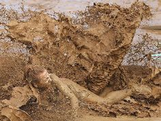 Tough Mudder. We're all going to Whistler tomorrow so my son can play in the mud.....with his friends....