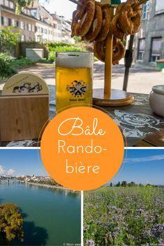 Idée insolite - Une rando bière à Bâle. Le concept? Faire une randonnée et être récompensé par la dégustation d'une bonne bière artisanale à l'arrivée!