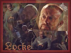 Sir Locke - actor Ross O'Hennessy