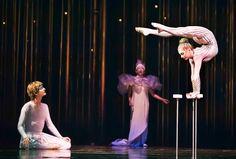 O Cirque du Soleil abre a temporada mineira do espetáculo Varekai.O grupo canadense ficará em Belo Horizonte até o dia 5 de fevereiro. Show Dance, Dance Art, Visit Las Vegas, Contortionist, Aerial Arts, Handstand, Aerial Photography, Girly Outfits, Belly Dance