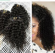 8-28inch kinky curl weaving Malaysian Brazilian Mongolian kinky curly virgin human hair extensions natural black - US $79.00