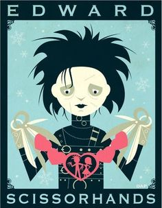tim burton's works are deeper than you think. my idea is that he is a tame yet imaginative child at play, curious and fascinated with dark stories (like we all were when we were kids). i think tim burton's films are beautiful and captivating as strange and frightening as they are