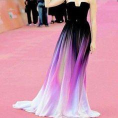 c5cbe8681a 17 mejores imágenes de Vestidos Estilo Ombre  )  3  3