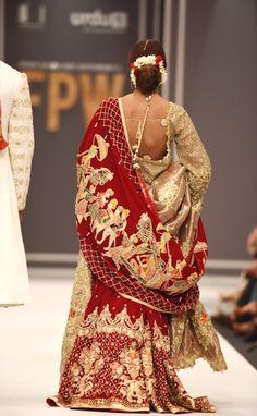 Pakistani fashion is everything. Wedding Lehenga Designs, Wedding Lehnga, Indian Wedding Gowns, Designer Bridal Lehenga, Indian Bridal Outfits, Indian Bridal Lehenga, Bridal Dupatta, Wedding Dress, Dress Indian Style