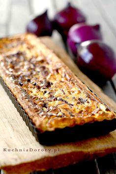 Francuska Tarta Cebulowa Pie, Christmas, Food, Gastronomia, Torte, Xmas, Cake, Fruit Cakes, Essen