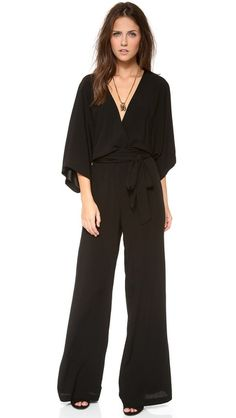 Kimono Sleeve Jumper would be fabulous instead of a dress for holiday parties this year!