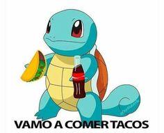 Vamo a comer tacos!!