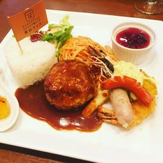 Lisa's dish photo 大人のお子様ランチ | http://snapdish.co #SnapDish #ハロウィン #お昼ご飯