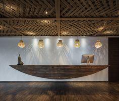 Hotel Ripple - Lago Qiandao,© Hu Yi-Jie