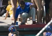 Bega helped coach the Spartans to a sixth-place finish in the final 2009 national poll. #sjsu #spartansports #sjsuwaterpolo