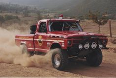 Off-Road Racing Classifieds | RDC | 68 FORD F-100 - Vintage Class 8