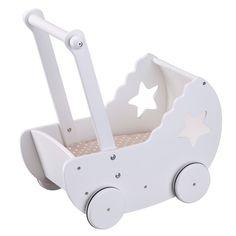 Kids Concept Puppenwagen inkl. Decke