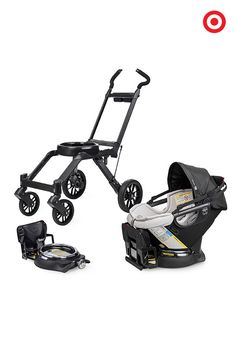 Create the travel system of your dreams with the Orbit Baby G3 Collection. This collection includes a stroller frame, infant car seat with base, convertible car seat, stroller seat, infant car seat base and a bassinet, each sold separately. Start with the smooth-riding stroller base with revolutionary suspension, then add pieces from the collection that best suit your lifestyle. This versatile travel system is a definite registry must-have.