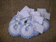 Image result for crochet souvenirs baby shower