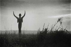 Mirella Ricciardi from the 'Vanishing Africa' series 1967-1970