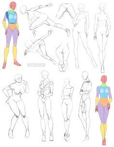 Female anatomy 8 by Precia-T.deviantart.com on @deviantART