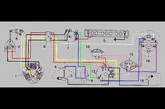 vespa p200e wiring diagram - wiring