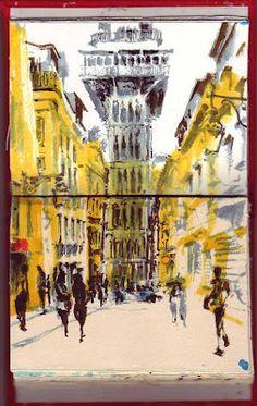 JOÃO CATARINO  #sketchbook