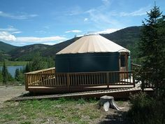 Yurt rental in Colorado State Parks www.cpw.state.co.us/discover  SO GOING TO DO THIS!!!