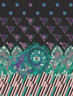 Hugo & Marie - Patterns and Textiles