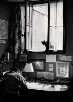 1955 by Willy Ronis