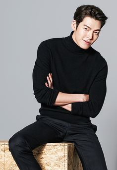 Kim Woo Bin for M Magazine